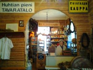 Paavo Virtasen kauppamuseo