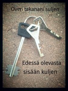 oikean puoleinen aivain on kämppäni avain